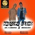 Db-j Cardinal ft Medallion - Naogopa Kesho