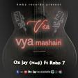 Ox Jay Ft. Roho 7 - Vita ya Mashaili