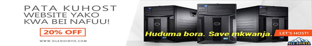 Oledoinyo Web Services - Affordable web hosting and web design