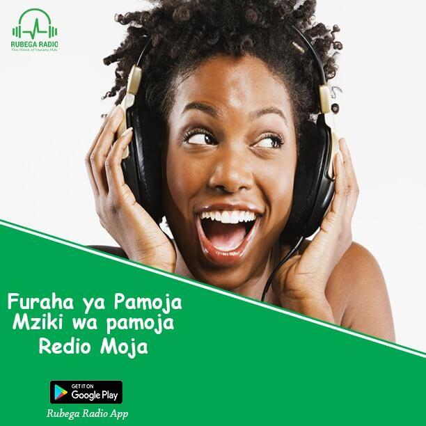 Pakua Rubega Radio- Pata Muziki mwororo