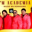 FM Academia - mugongo
