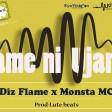DIZ FLAME X MONSTA MC - GAME NI UJANJA