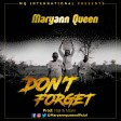maryann queen - dont forget