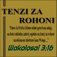 Ni salama Rohoni mwangu