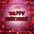 Meda - HAPPY BIRTHDAY