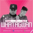 D-twice ft Sam D - Whatagwan
