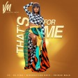 vanessa mdee - thats for me